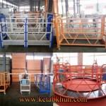 Zlp Portable Swing Stage / Suspended Platform Ce