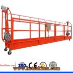 Zlp800 800kg 7 5m In Length Construction Gondola