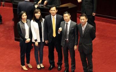 台灣立委選舉十大投票區域戰的結果呢?