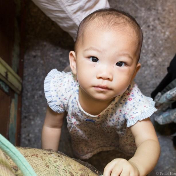 幸運在台灣出生的小孩 (Peilin Hsu 攝影)