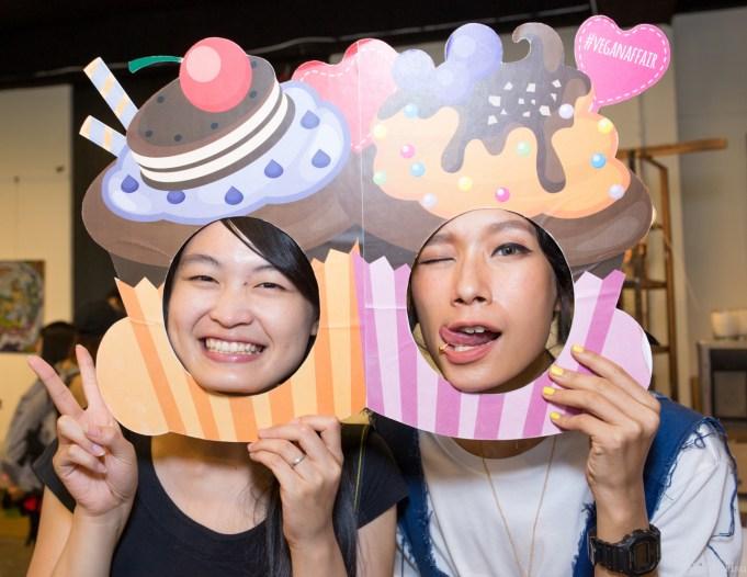 更多的杯子蛋糕照片,有機會贏得好東西 (Peilin Hsu 攝影)