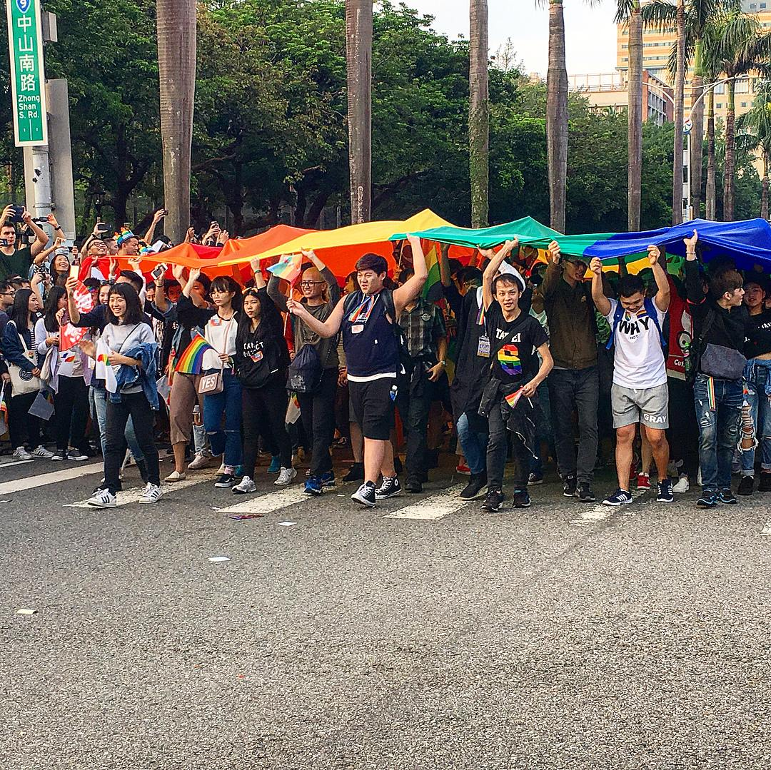 First Country In Asia: Marriage Equality and Brand Taiwan