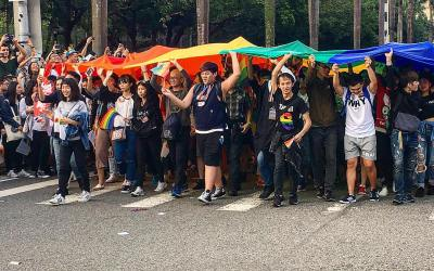 A Movement in Transition: 2017 Taiwan LGBTQ Pride Parade