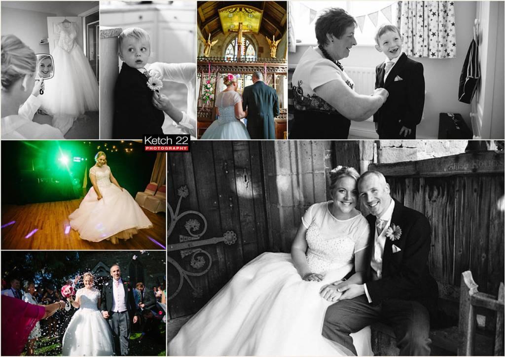 Bartestree weddings / Charlotte and Paul