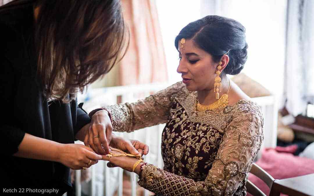 Muslim Wedding at Southall in London / Farzana and Shaun