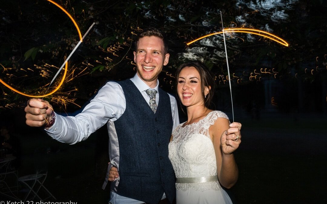 Marquee Wedding in Herefordshire