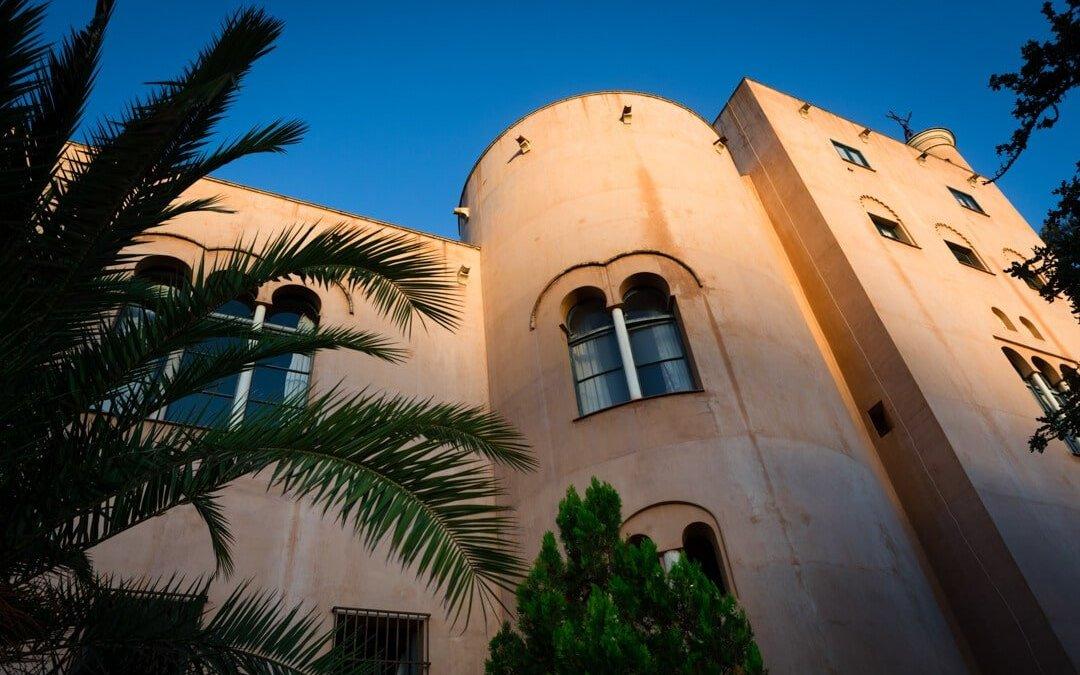 Castillo de Santa Catalina Wedding venue