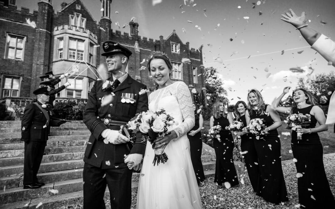 De Vere Latimer Estate Wedding Photography