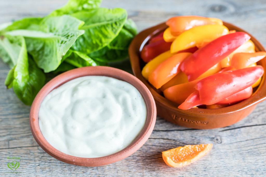 Easy Keto-Vegan Mayonnaise | keto-vegan.com