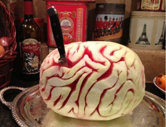 Watermelon Brain Recipe