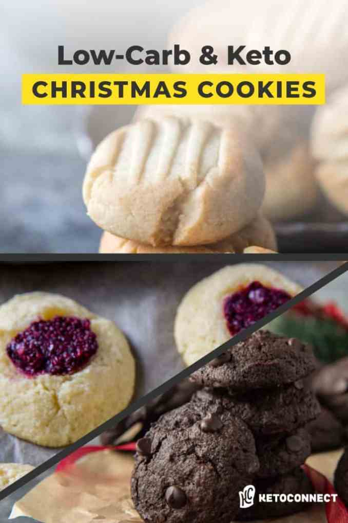 the best keto options for christmas cookies
