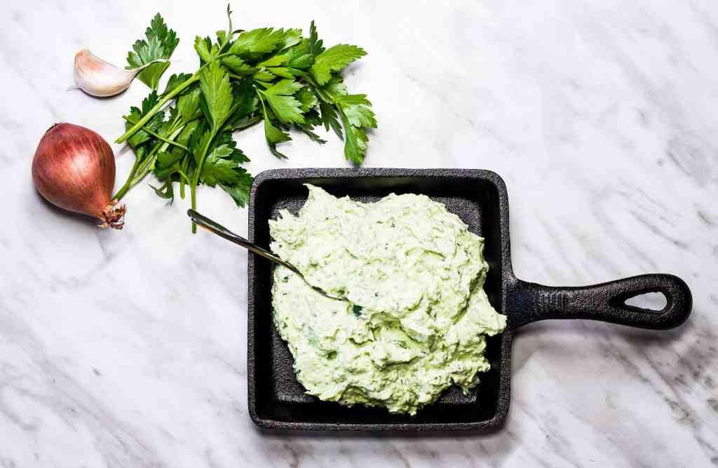 Keto Green Goddess Dip Keto Cooking Wins