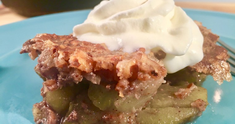 Keto Apple Crisp