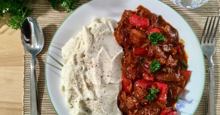 Keto Hungarian Pork Stew – Pörkölt
