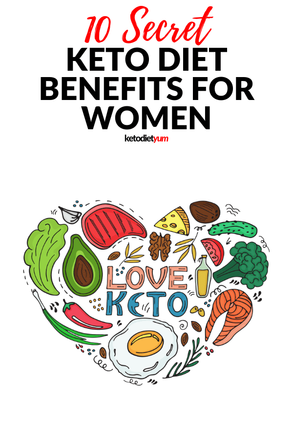 The keto diet is great for losing weight and much more. Learn how keto reduces blood pressure, the risk of type-2 diabetes and heart and brain disease. Improve your skin, boost you energy and live longer!