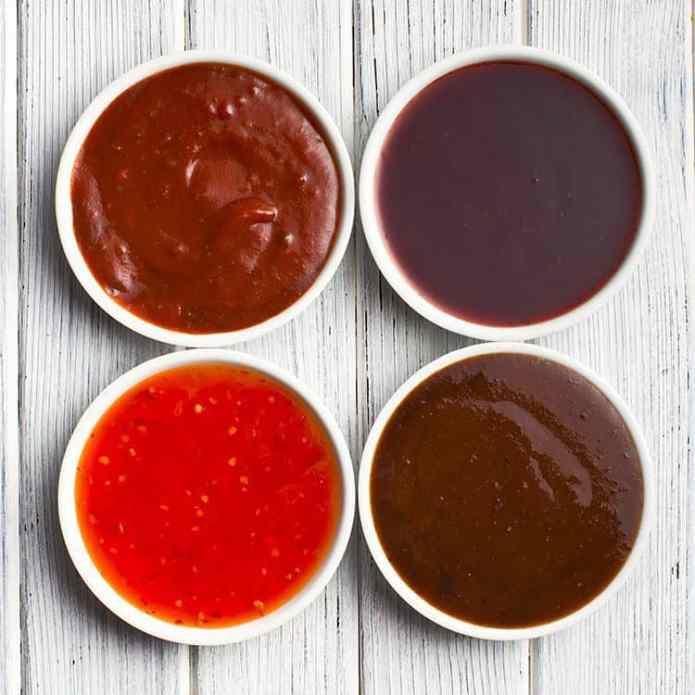 Keto Condiments