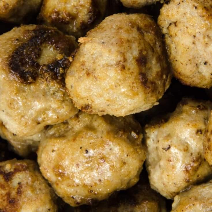 KETO Meatballs Recipe