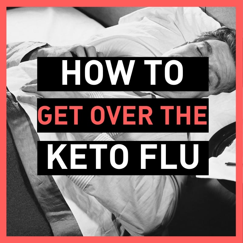 how to get over the keto flu