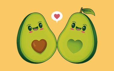 5 voordelen van avocado's