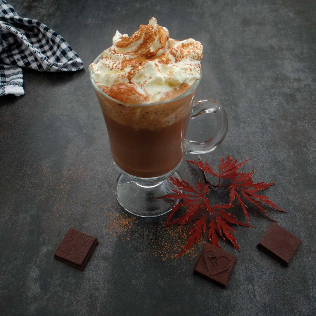 Recept keto chocolademelk warm