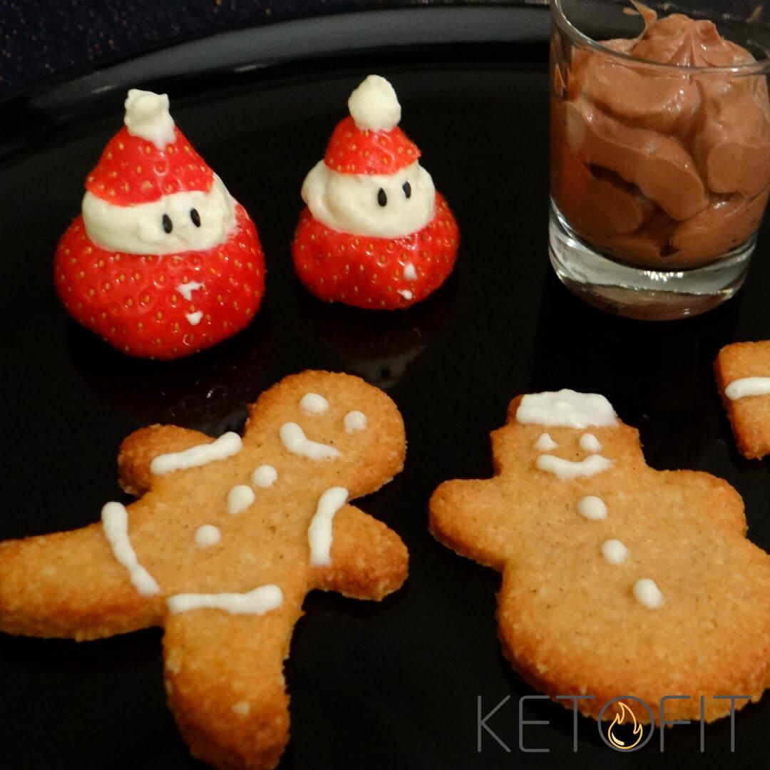 Keto Kerst Desserts recepten