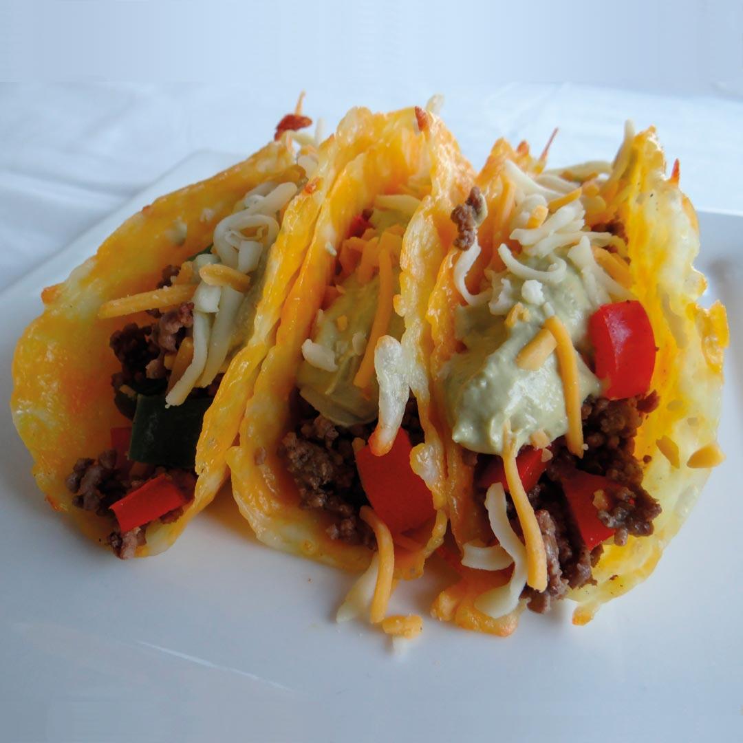 Recept: keto taco's