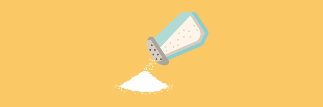 Hoeveel zout tijdens een ketogeen dieet