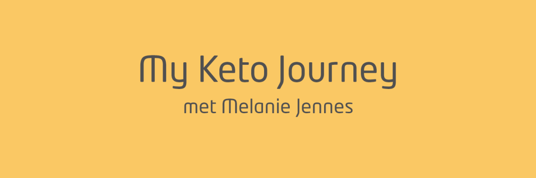 My Keto Journey melanie jennes