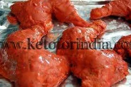 Indian Keto Diet Plan: Keto Tandoori Chicken