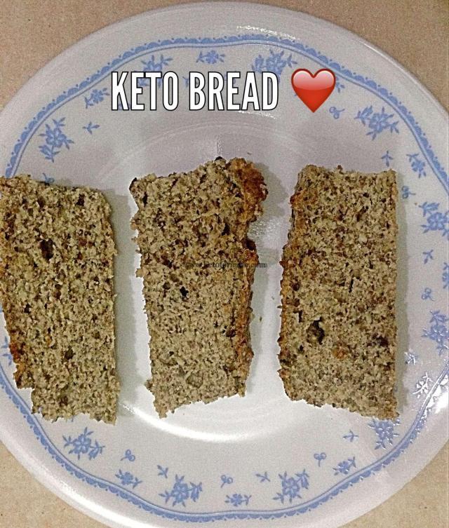 Coconut and Almond Bread Recipe