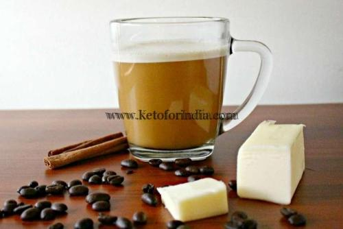 Keto Bullet Proof Coffee | How to make