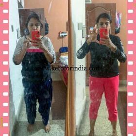 Usha - Keto For India Body Transformation