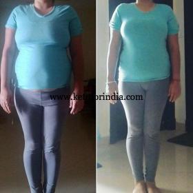 Anu - Keto For India Body Transformation