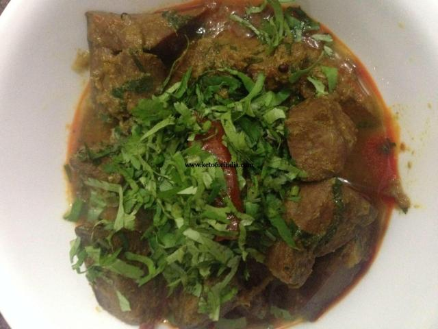 keto lamb goat dish hindi