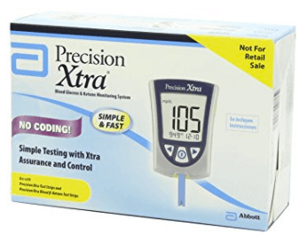 Precision Xtra Blood Glucose Meter