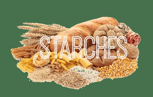 keto starches