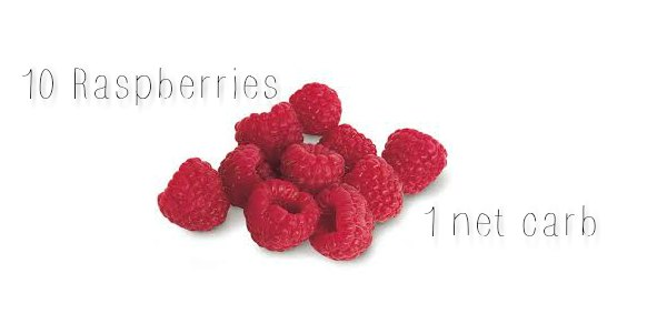 are reaspberries keto net carbs in raspberries