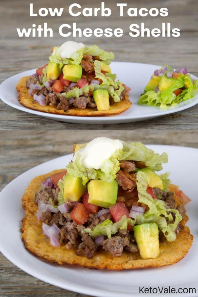 Low Carb Tacos