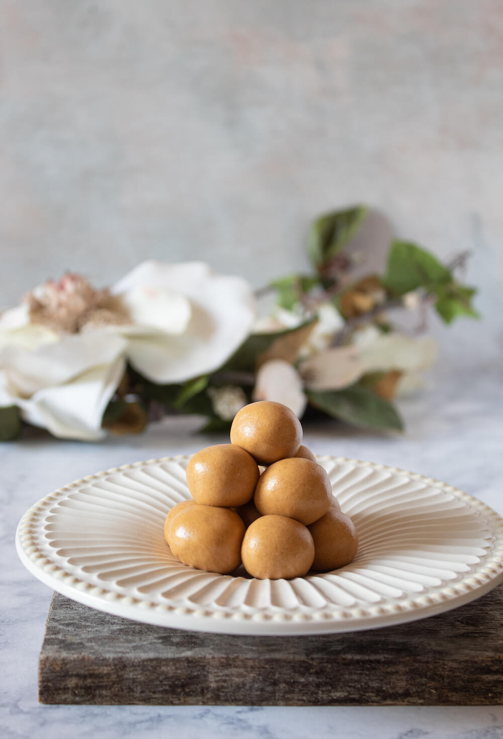 Low Carb PB Bites are a treat the whole family will enjoy