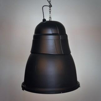 Robuuste industriële hanglamp uit de Ziggo Dome