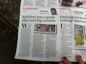 Helen Bach KettFest Article