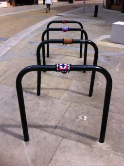 KettFest2015 Bicycle stands