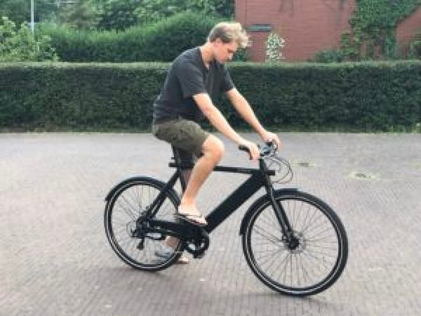 strom city review hands on ebike