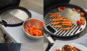 GrillingSteel Stainless Grates for Weber Kettle