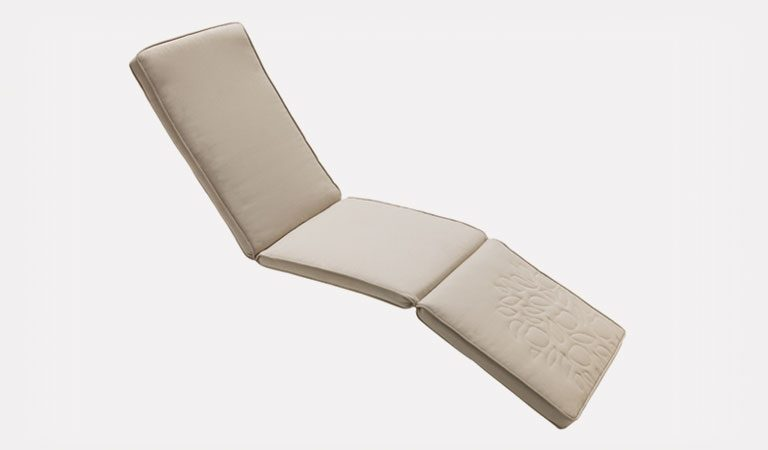 garden chair cushions hanging ikea furniture outdoor seat pads kettler official site rhs steamer cushion on a grey background