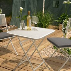 Two Seater Garden Table And Chairs Cloud 9 Gaming Chair Furniture Buying Guide Indoors Outdoors Kettler Balcone Metal Set On Wooden Patio