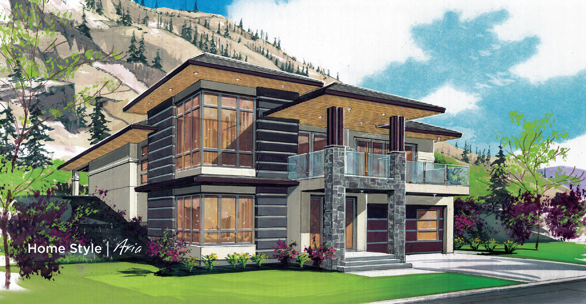 9 Diverse Architectural Styles In Kelownas Best Community