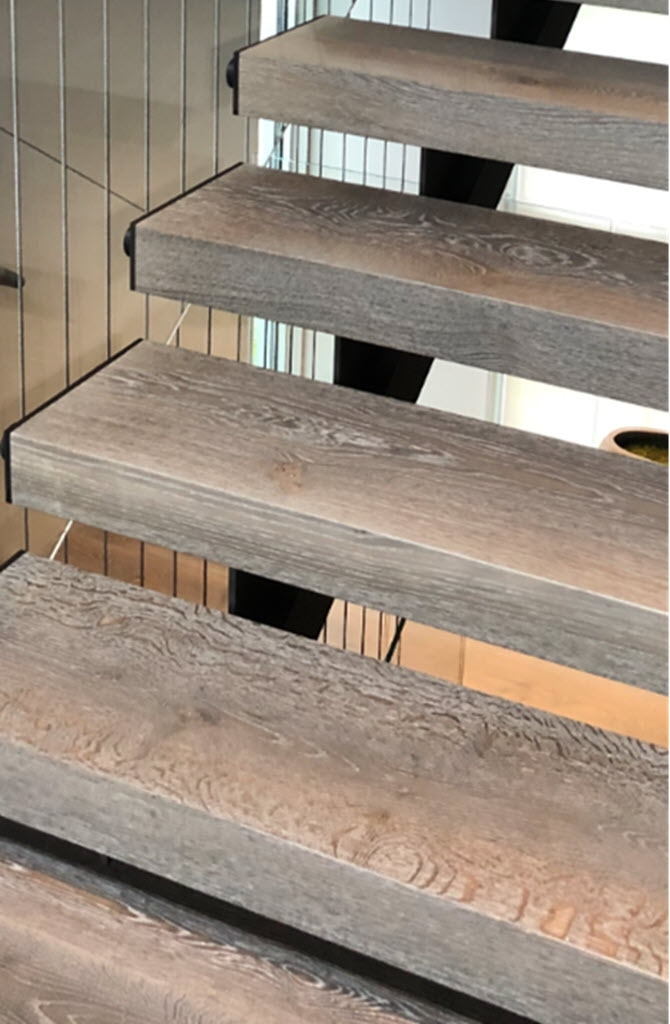 6 Types Of Stair Treads What To Know Before Choosing Various | Best Wood For Stair Treads | Flooring | Reclaimed Wood | Pine | Non Slip | Stair Climber