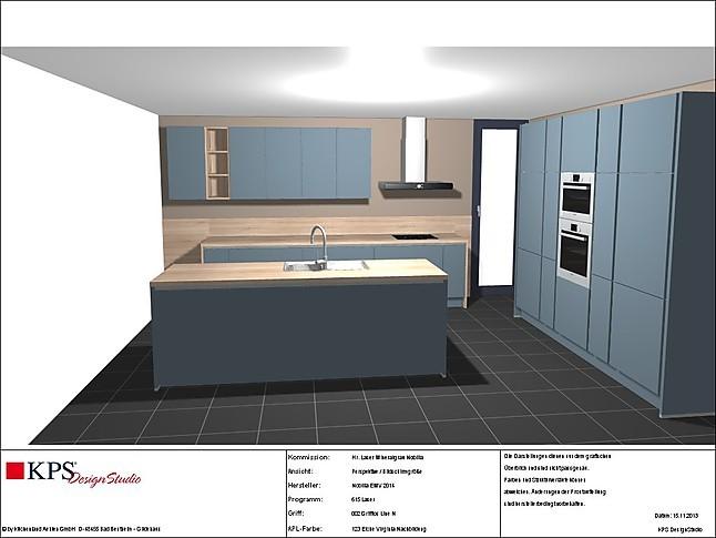 NobiliaShowroomkeuken Greeploze Design Keuken