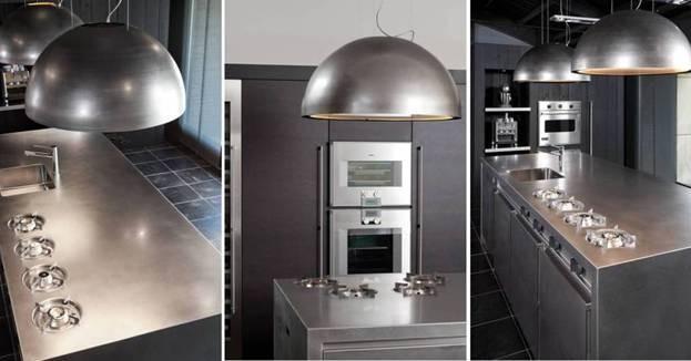 Design afzuigkap Lamp met afzuigkap